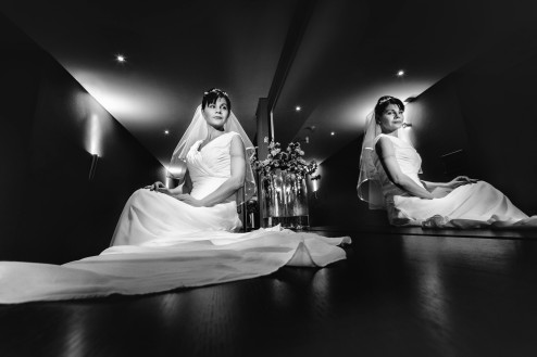 Wedding photographer Leicester Hyatt Birmingham