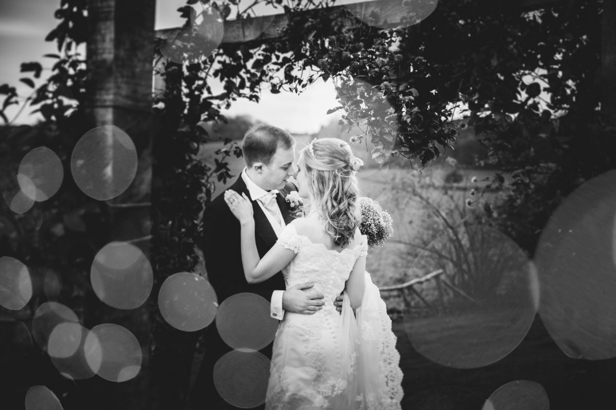 Wedding photographer Leicester Hothorpe hall & the woodlands